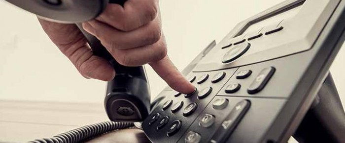 Gestionar llamadas comerciales a la empresa
